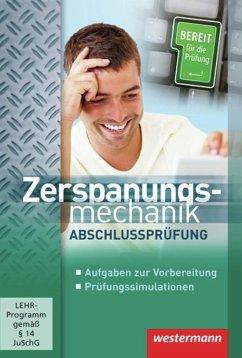 Zerspanungsmechanik Abschlussprüfung, CD-ROM