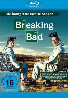 Breaking Bad - Season 2 BLU-RAY Box