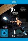 Die 36 Kammern der Shaolin - Trilogie, 1 Blu-ray