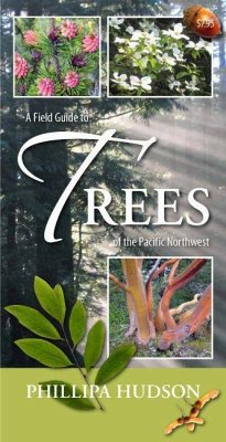 A Field Guide to Trees of the Pacific Northwest - Hudson, Phillipa