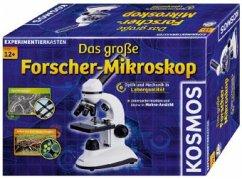 Das große Forscher-Mikroskop (Experimentierkasten)
