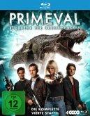 Primeval: Rückkehr der Urzeitmonster - Die komplette vierte Staffel (4 Discs)