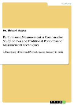 Performance Measurement: A Comparative Study of EVA and Traditional Performance Measurement Techniques