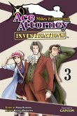 Miles Edgeworth: Ace Attorney Investigations, Volume 3