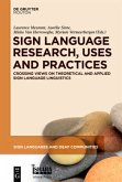 Sign Language Research, Uses and Practices