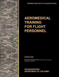 Aeromedical Training for Flight Personnel