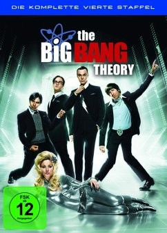 The Big Bang Theory - Die komplette vierte Staffel