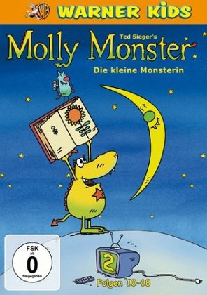 Molly Monster - Vol. 2 (Episoden 10-18)