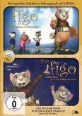 Herr Figo und das Geheimnis der Perlenfabrik / Herr Figo auf der Suche nach dem verlorenen Zahn - 2 Disc DVD