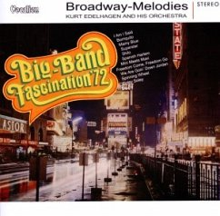 Broadway-Melodies/Big-Band - Kurt Edelhagen