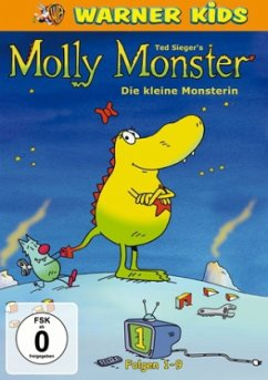 Molly Monster - Staffel 1 / Vol. 1 (Episoden 1-9)