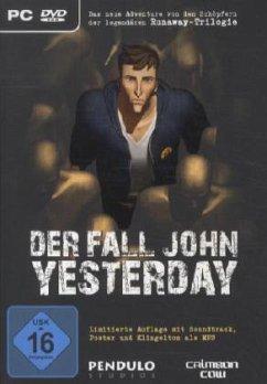 Der Fall John Yesterday (PC)