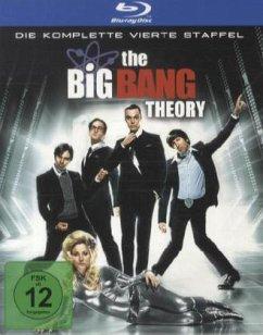 The Big Bang Theory - Die komplette 4. Staffel - Johnny Galecki,Jim Parsons,Kaley Cuoco