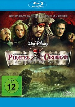 Pirates of the Caribbean, Am Ende der Welt, 1 Blu-ray