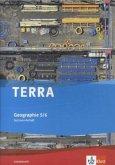 TERRA Geographie für Sachsen-Anhalt - Ausgabe für Sekundarschulen und Gymnasien / Arbeitsheft 5./6. Klasse