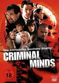 Criminal Minds - 6. Staffel