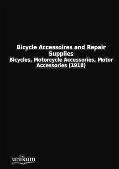 Bicycle Accessoires and Repair Supplies - N. , N.