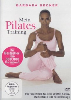 Barbara Becker - Mein Pilates Training - Becker,Barbara/Krodel,Tanja