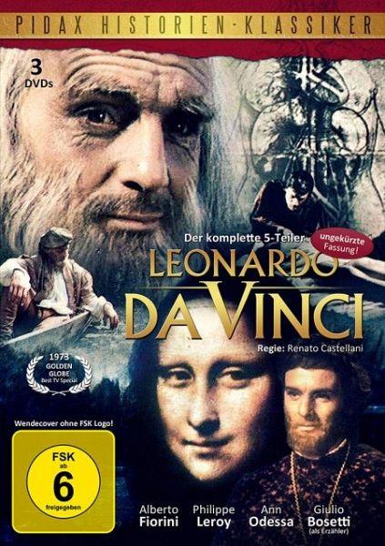 Leonardo Da Vinci auf DVD - Portofrei bei bücher.de