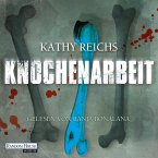 Knochenarbeit / Tempe Brennan Bd.2 (MP3-Download)