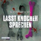 Lasst Knochen sprechen / Tempe Brennan Bd.3 (MP3-Download)
