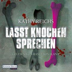 Lasst Knochen sprechen / Tempe Brennan Bd.3 (MP3-Download) - Reichs, Kathy