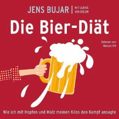 Die Bier-Diät, 3 Audio-CDs - Bujar, Jens