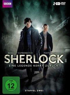 Sherlock-Staffel 2