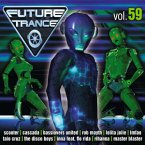 Future Trance, 2 Audio-CDs. Vol.59