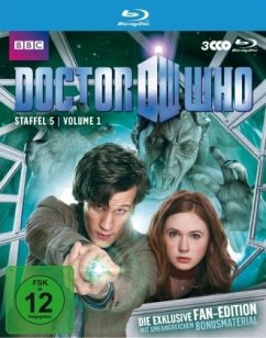 Doctor Who - Staffel 5.1 - Smith,Matt/Gillan,Karen