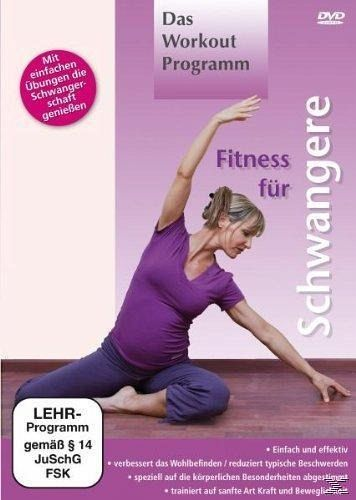 fitness f r schwangere film auf dvd. Black Bedroom Furniture Sets. Home Design Ideas