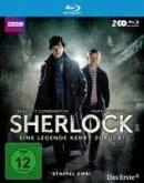 Sherlock - Staffel 2 - 2 Disc Bluray