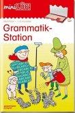 miniLÜK. Grammatikstation 1./ 2. Klasse