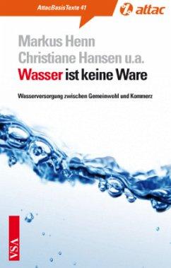 Wasser ist keine Ware