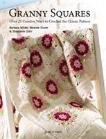 granny squares von stephanie gohr melanie sturm barbara. Black Bedroom Furniture Sets. Home Design Ideas