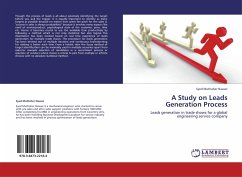 A Study on Leads Generation Process