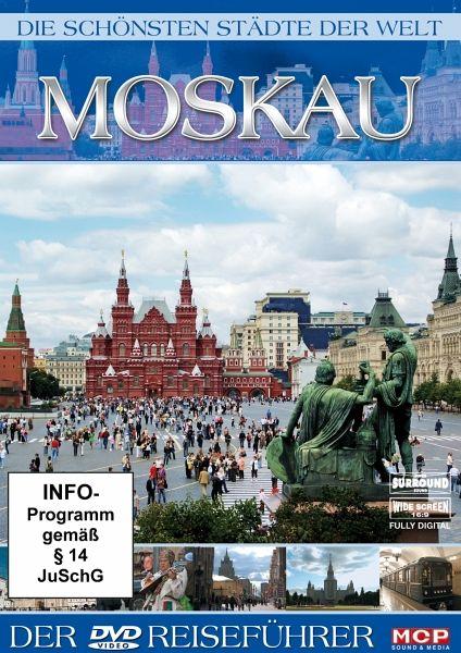 Die schönsten Städte der Welt - Moskau - Schönsten Städte Der Welt,Die