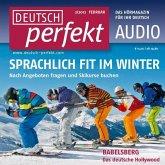 Deutsch lernen Audio - Im Winter (MP3-Download)