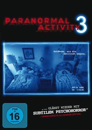 Paranormal Activity Erklärung