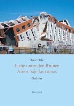 Liebe unter den Ruinen/Amor bajo las ruinas - Hahn, Óscar