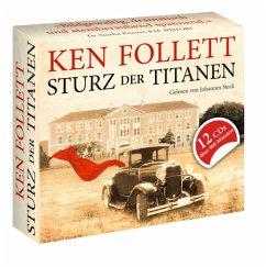 Sturz der Titanen / Die Jahrhundert-Saga Bd.1 (12 Audio-CDs) - Follett, Ken
