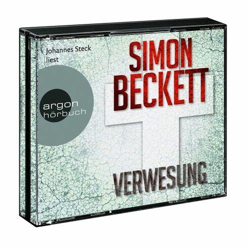 Verwesung, 6 Audio-CDs - Beckett, Simon