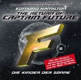 The Return of Captain Future - Kinder der Sonne, Audio-CD