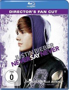 Justin Bieber - Never Say Never Director's Cut - Bieber,Justin