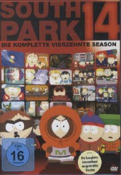 South Park - Season 14 (3 Discs)