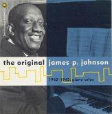 The Original James P.Johnson: 1942-1945,Piano So