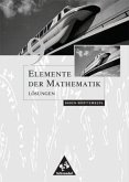 9. Schuljahr, Lösungen / Elemente der Mathematik, Ausgabe Baden-Württemberg, bisherige Ausgabe