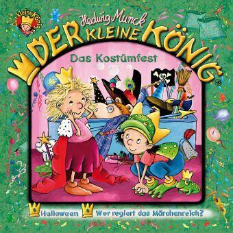 Der kleine König - Das Kostümfest, 1 Audio-CD - Munck, Hedwig