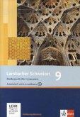 Lambacher Schweizer. 9. Schuljahr. Arbeitsheft plus Lösungsheft und Lernsoftware. Schleswig-Holstein