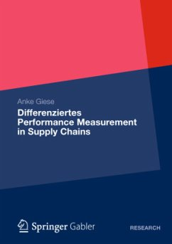 Differenziertes Performance Measurement in Supply Chains - Giese, Anke
